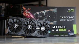 Asus GTX 1060 Strix   Kutu Açılımı ! :D