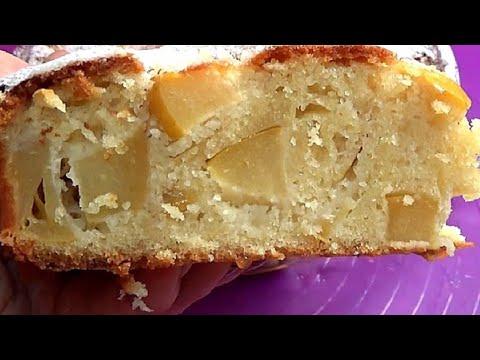 Этот яблочный пирог вкуснее Шарлотки Тает во рту Пирог с сюрпризом
