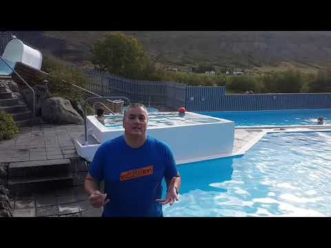 Husafell, Iceland - geothermal pool