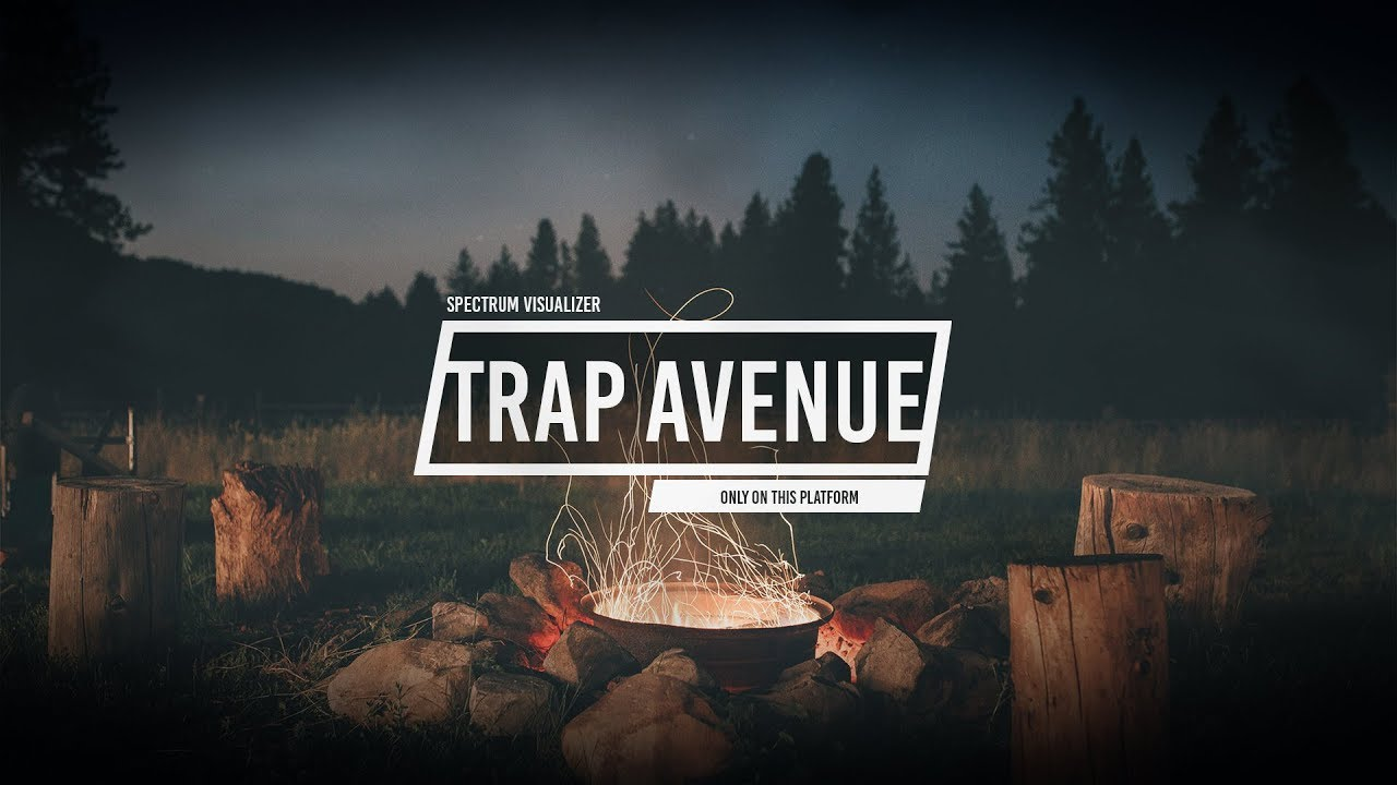 Magic Music Visualizer | Free AE CS6 Project | [Audio React Template Trap  Avenue]