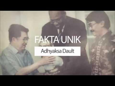 Mengejutkan !!! Ini dia bebeerapa fakta unik Adhyaksa Dault