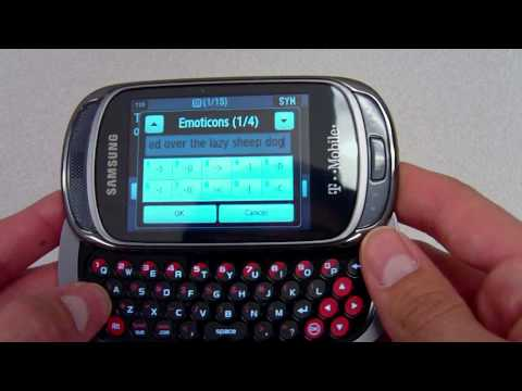 samsung gravity t video clips rh phonearena com Samsung Gravity T459 Manual Samsung Gravity Smart
