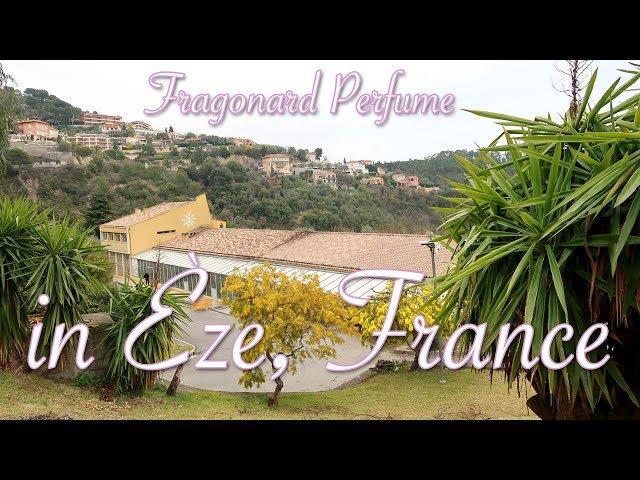 Fragonard Perfume in Èze, France