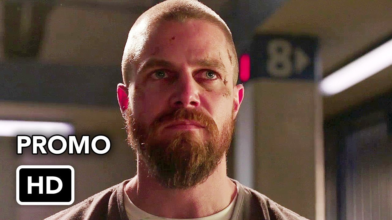 "Arrow 7x07 Promo ""The Slabside Redemption"" (HD) Season 7 Episode 7 Promo"