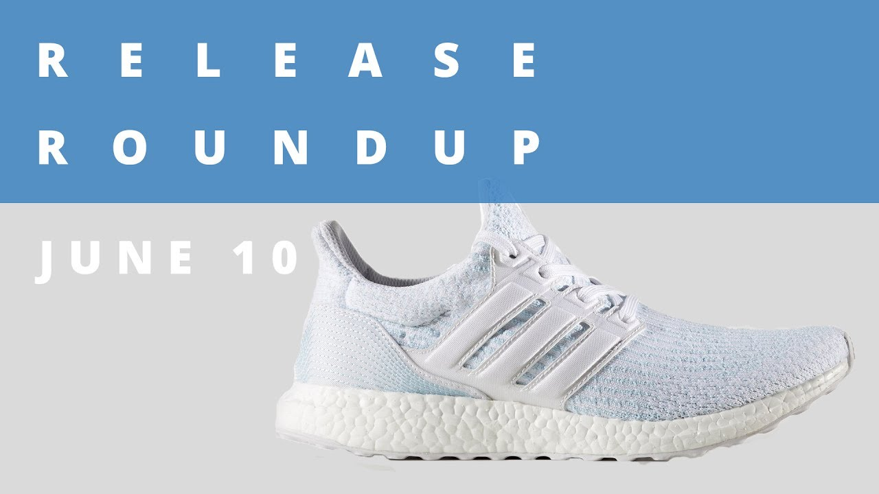 adidas Ultra Boost by Parley and More  f007a8d81