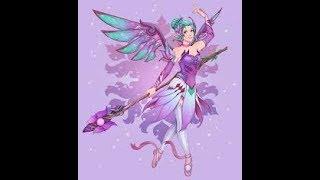 The Sugar plum fairy (overwatch)