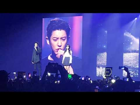 KCON SYDNEY 2017 [도깨비 OST Part 1] 찬열, 펀치 (CHANYEOL, PUNCH) - Stay With Me