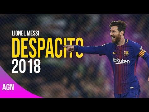 Lionel Messi ● DESPACITO X FADED ●...