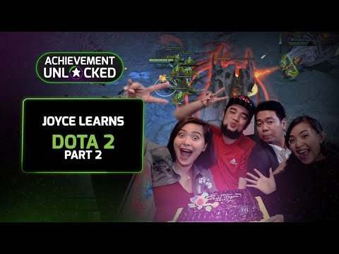 Episode 12 | Joyce Pring goes for DOTA 2 glory with Aki, Lon & Dunoo