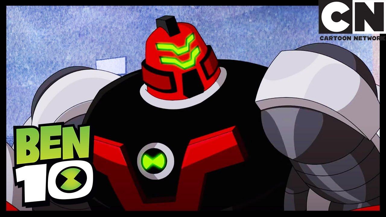 Glotones   Ben 10 Español   Cartoon Network