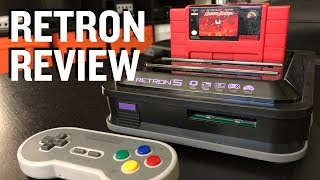 Retron 5 Review for Gaming Channels