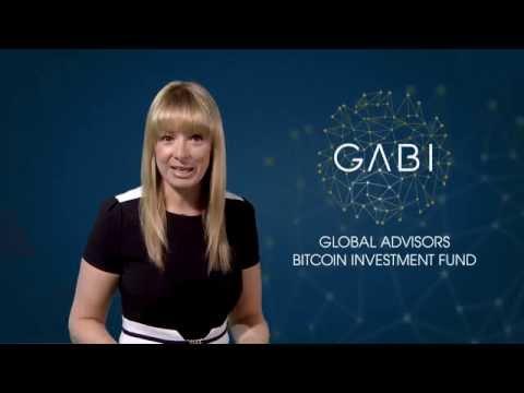 Global Advisors Bitcoin Investment