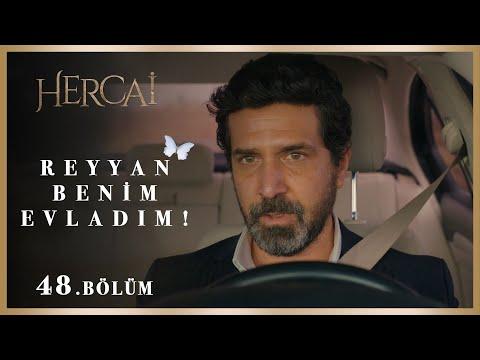 Aslan, Reyyan'ın babasının Mahfuz olduğunu öğrendi! - Hercai 48.Bölüm