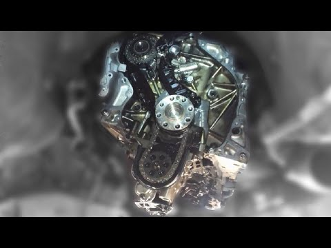 BMW 530d F11 BROKEN TIMING CHAIN - Part 3: Timing Chain Replacement N57/N47