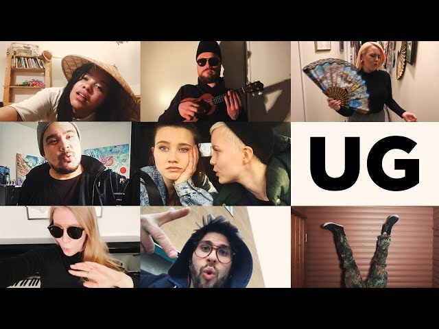 Haamu - UG (Musiikkivideo)