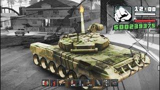 ОБНОВЛЕНИЕ? World of Tanks в GTA SAMP!