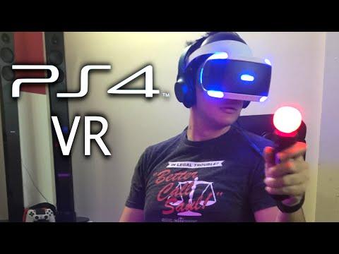 Playstation VR - Full Games List, Price & Hardware! (Playstation VR Details)