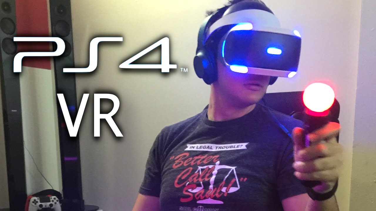 Playstation VR - Full Games List, Price & Hardware! (Playstation VR Details)