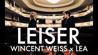 Leiser - Wincent Weiss & LEA (Akustik Duett)