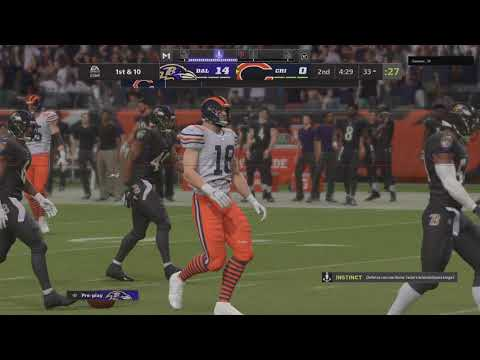 Madden NFL 22 Lor Caine First Game Online |