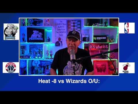 Miami Heat vs Washington Wizards 2/3/21 Free NBA Pick and Prediction NBA Betting Tips