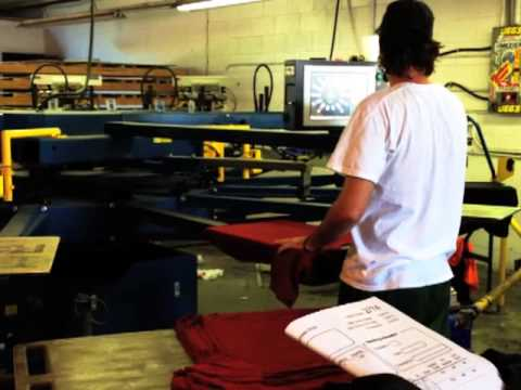 Real Thread - our new screen printing company