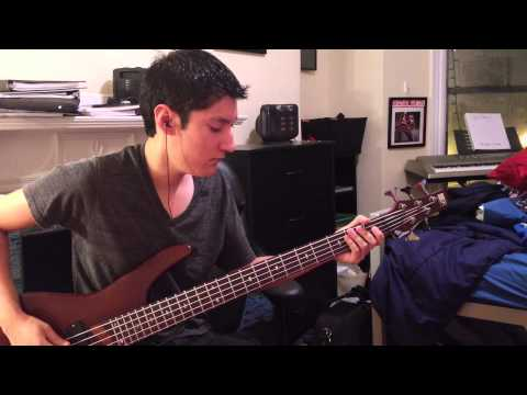 Bring Me The Horizon   Empire (Let Them Sing) [Bass Cover]