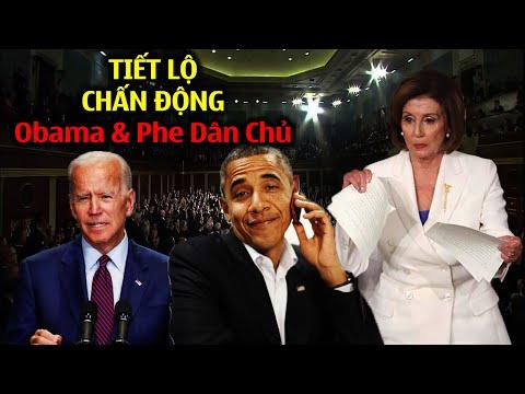 TIN HOA KỲ: Đảng Dân Chủ Vừa Tắt Lịm Thì Obama Lại Leo Lên Lưng Lừa ĐI CHÔM Thành Quả Của TT TRUMP !