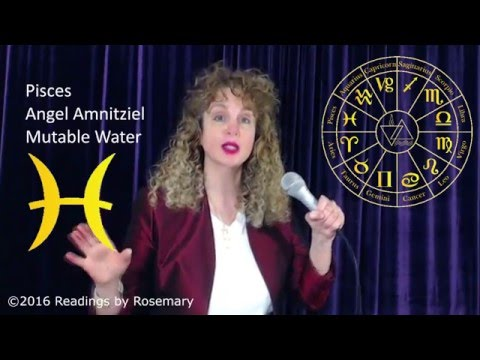 Pisces MARCH 2016 Monthly Horoscope ECLIPSES (Solar/Pisces) Astrology Archangel Gabriel Forecast!