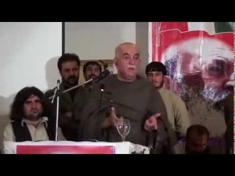 Mahmood Khan Achakzai Amazing Speach 2015