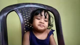 Funny baby Video ....Padmashree
