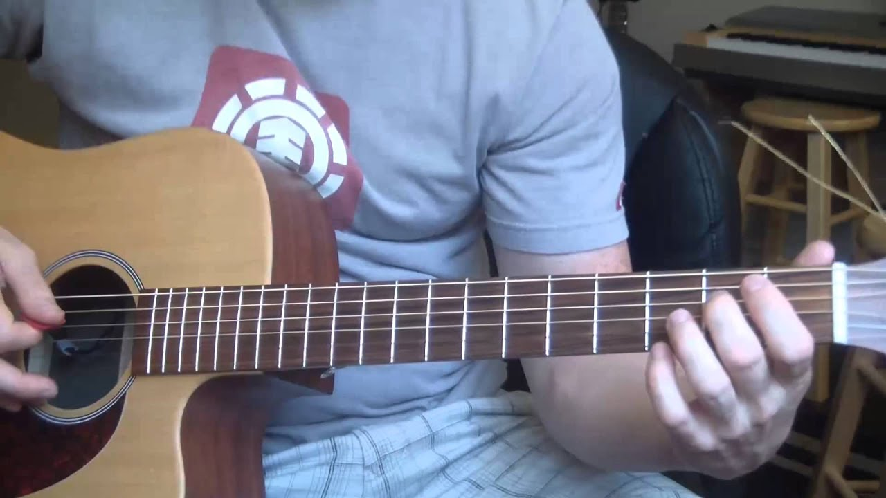 The Black Crowes She Talks To Angels Guitar Lesson Youtube