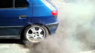 rupteur fumée de malade