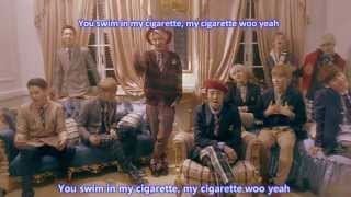 TOPP DOGG Cigarette MV [Eng Sub + Romanization + Hangul] HD