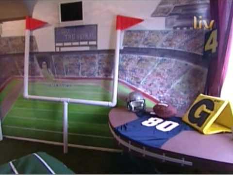 Mas en dormitorio estadio for Imagenes de habitaciones decoradas