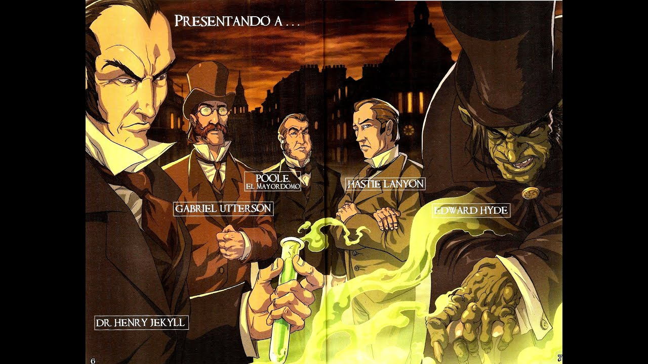 dr jekyll and mr hyde pdf completo