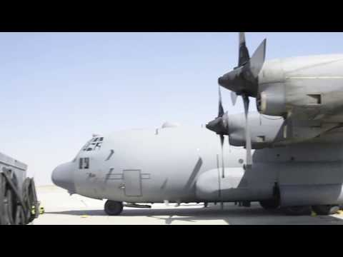 EC-130H Electronic Systems Maintenance