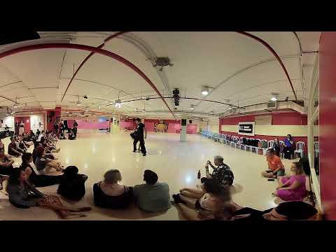 Ceroc Pan Asia Champs 2017 - Teachers Spotlights - 3D 360 VR Spatial Audio