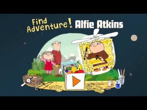 Find Adventure, Alfie Atkins