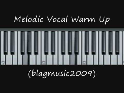 d7672ee2ea Melodic Vocal Warm Up for Singing Lessons
