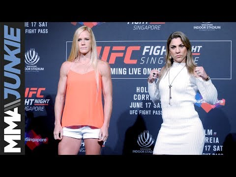 Who Ya Got?!? Holm vs. Correia