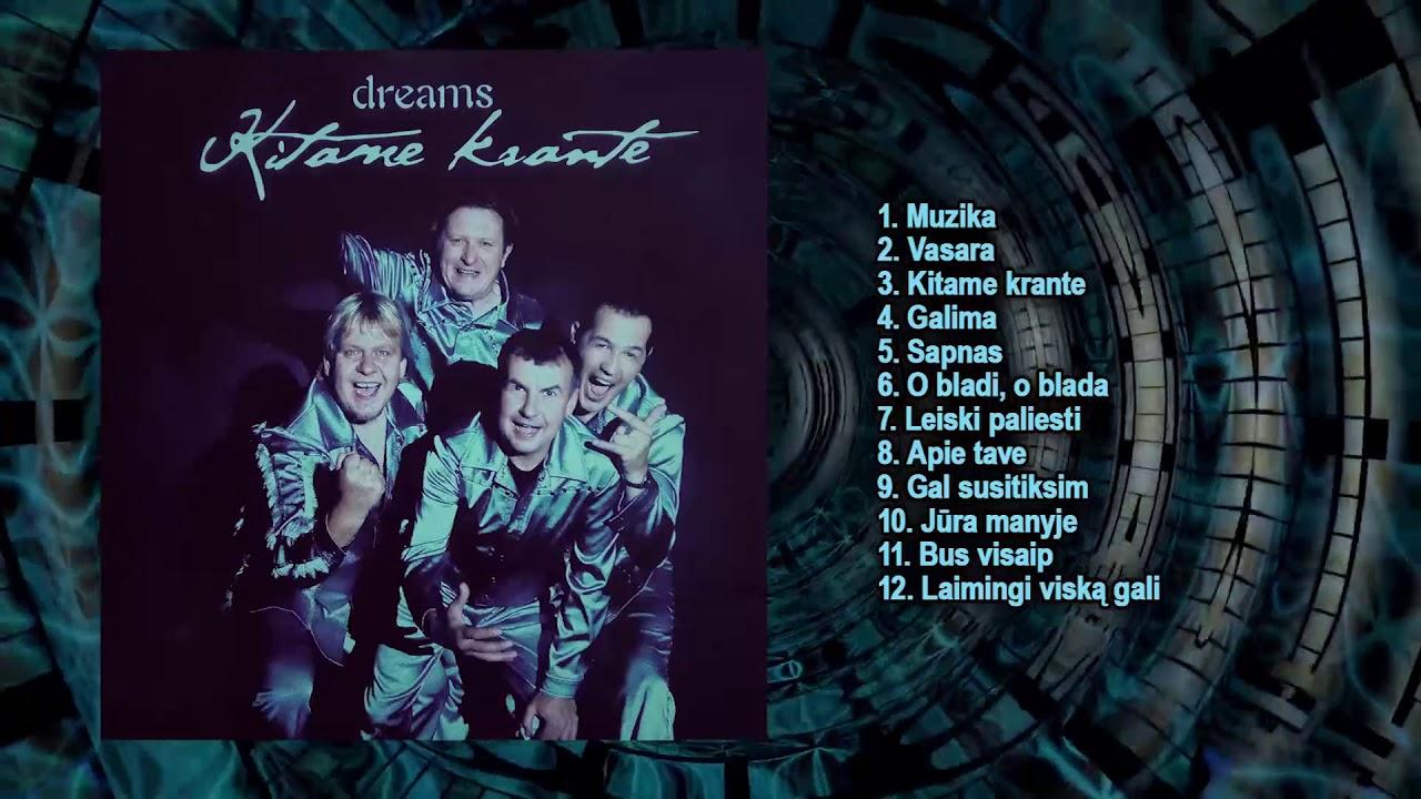 Geros senos dainos - DREAMS - Kitame krante /Pilnas albumas/