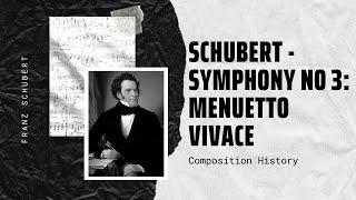 Schubert - Symphony No 3: Menuetto Vivace