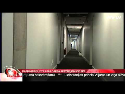 Darbinieki sūdzas par darba apstākļiem VID ēkā