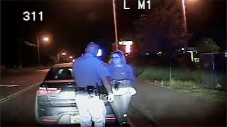 Mission Impossible: Woman Passes Field Sobriety Tests