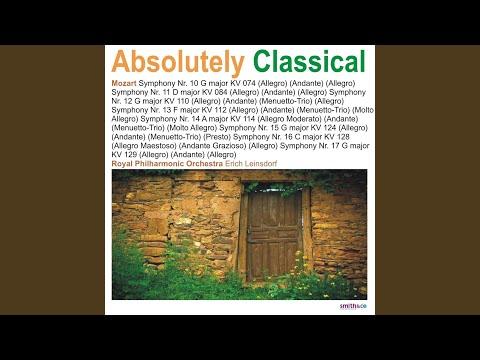 Symphony No. 13 in F Major KV 112: II. Andante mp3