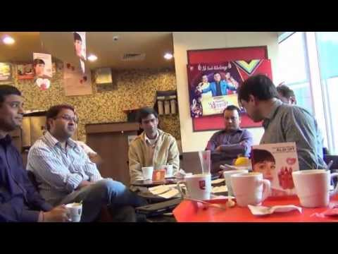 Action Moments from Delhi Agile Coffee : 08-Mar-2015