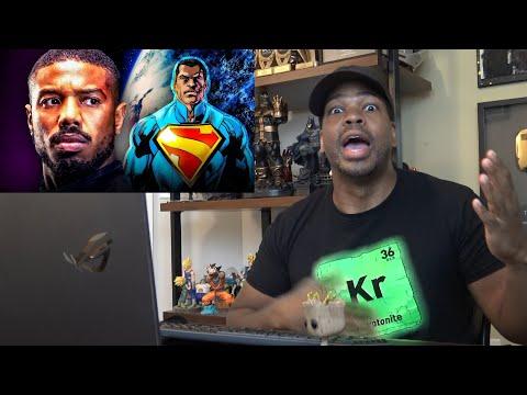 Michael B. Jordan Speaks on Being Cast As The Black Superman!