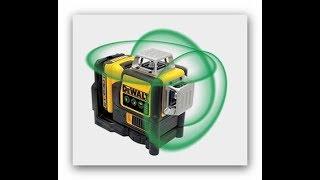 Обзор лазерного осепостроителя DEWALT DCE089G