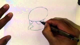 How to Draw - Mr. Burns